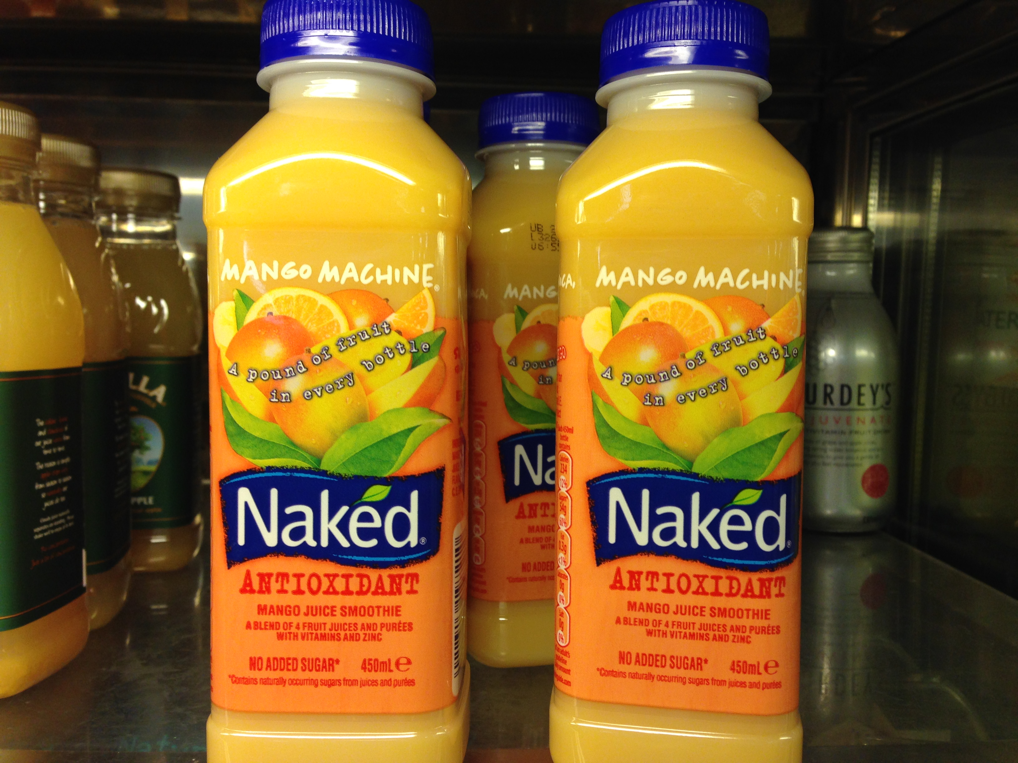 Review It | Naked Mango Machine Smoothie - Review It: www.reviewit.co/review/naked-mango-machine-smoothie