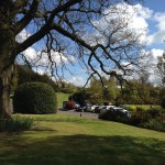 Barnsdale Hall Hotel Review - Beautiful gardens surround the hotel
