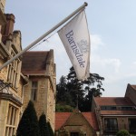 Barnsdale Hall Hotel Review - The entrance to reception