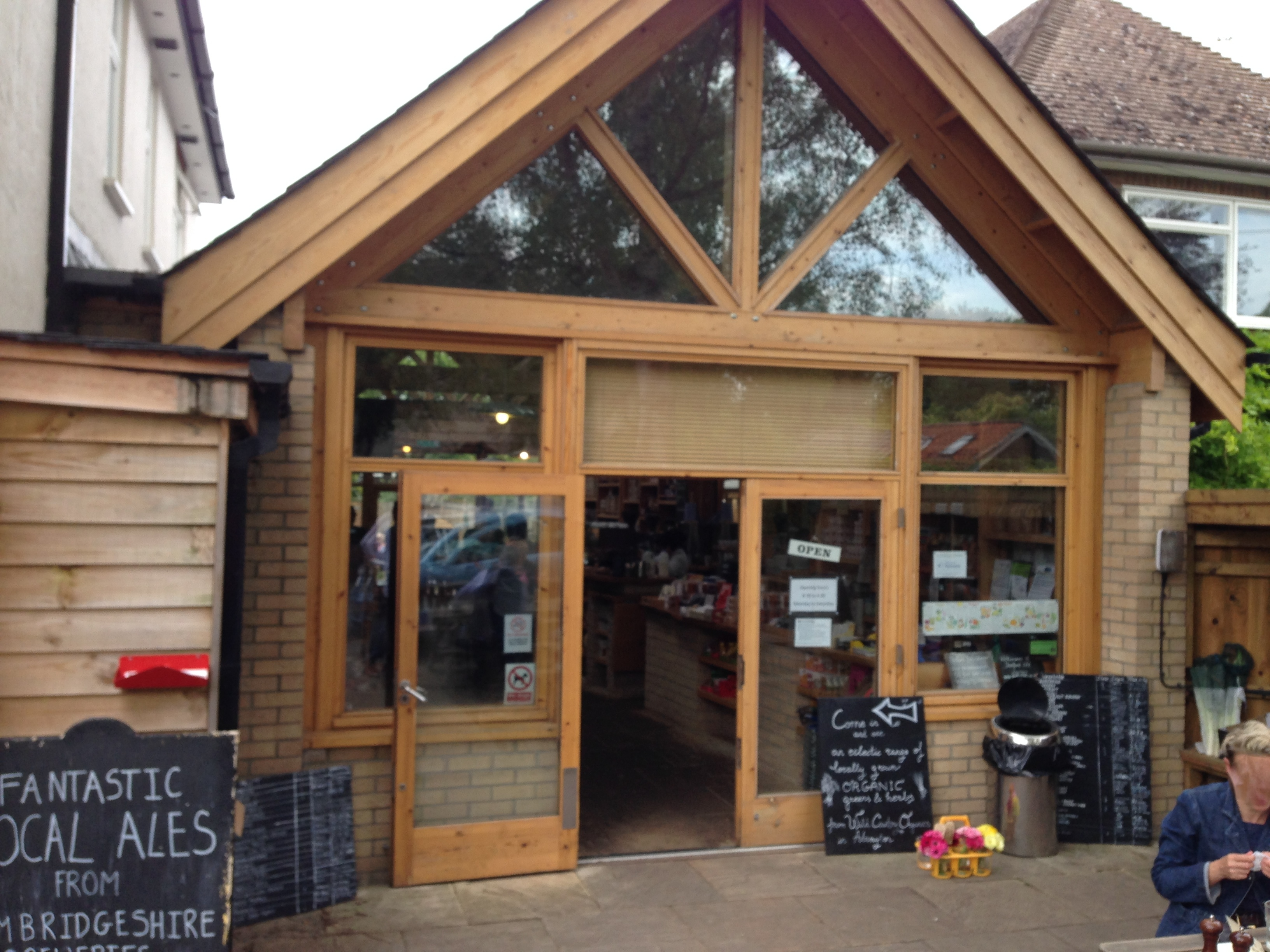 The Shelford Deli Review