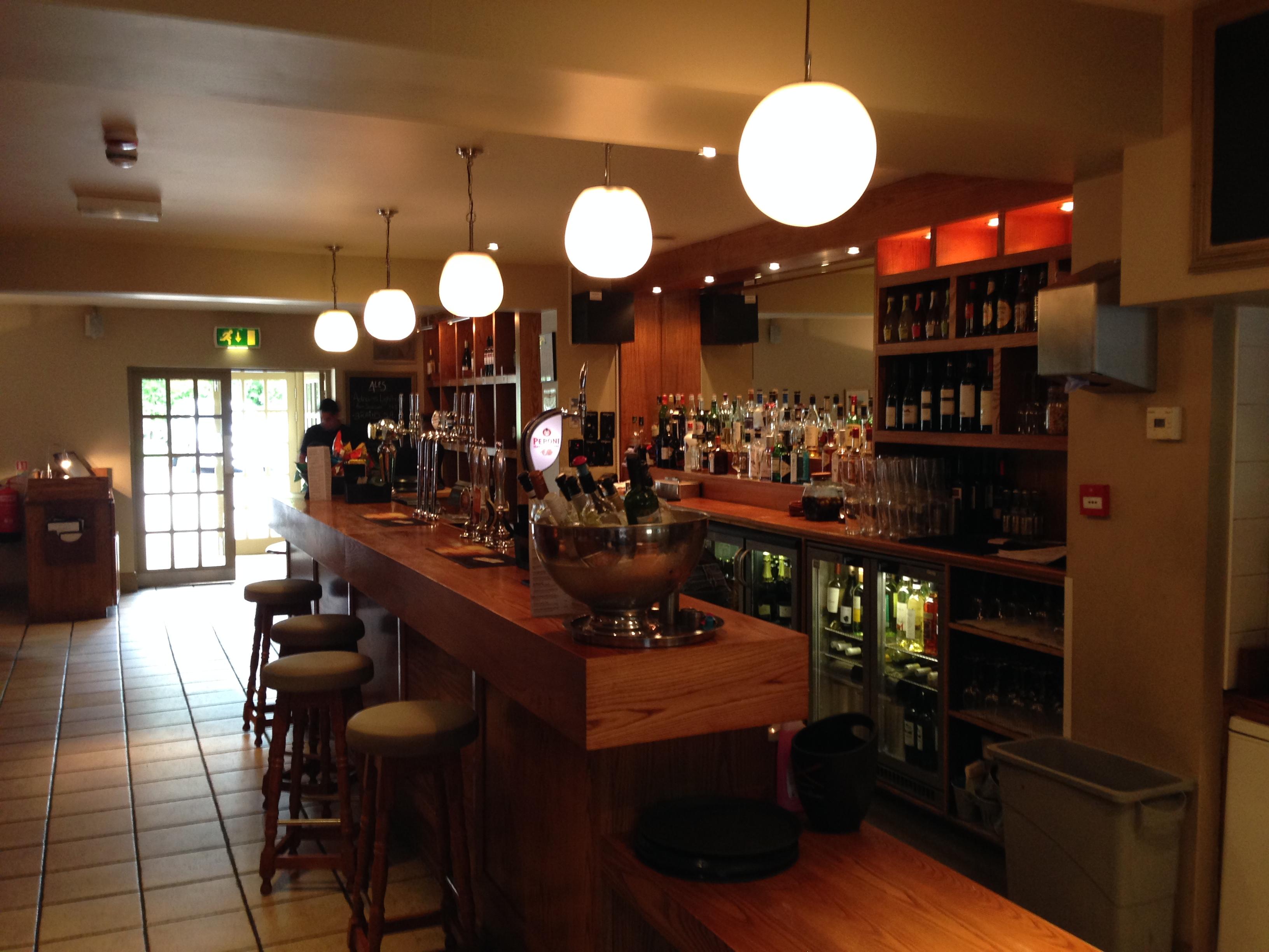 The Plough Coton - The Bar