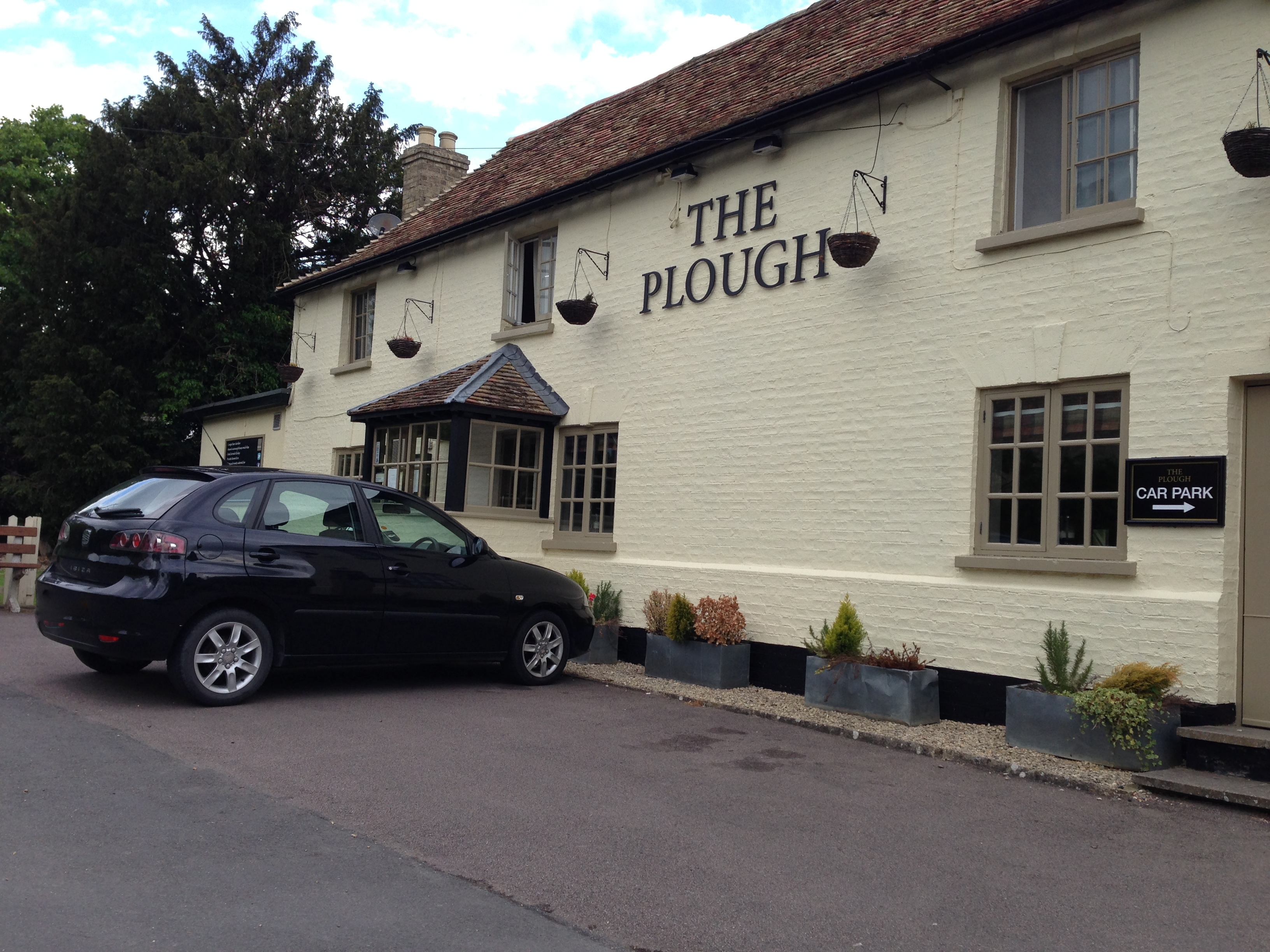 The Plough Coton Review