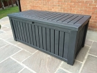 Keter Anthracite Rockwood Jumbo XL Storage Box 570 litres Review